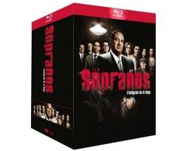 Amazon: Les Sopranos - L'intégrale en Blu-ray à 37,99€ au lieu de 90,30€
