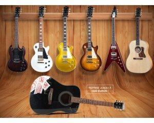 Votre ancienne guitare reprise jusqu'à 1500€ pour l'achat ...