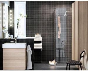 10 offerts tous les 100 d 39 achat de meubles et d 39 accessoires de salle de bain ikea - Ikea salle de bain accessoires ...