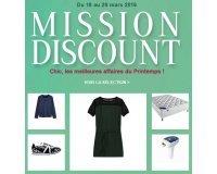 La Redoute: Mission Discount : jusqu'à -50% sur une sélection d'articles