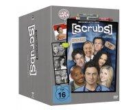 Zavvi: Coffret DVD de l'intégrale de la série Scrubs saison 1 à 9 à 31,85€