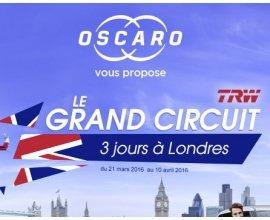 Oscaro: 3 jours à Londres pour visiter les coulisses de l'émission Top Gear