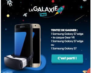 Gagner Samsung Galaxy S7 Gratuit