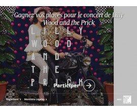 Le Figaro: Des places pour le concert de Lilly Wood and the Prick à gagner