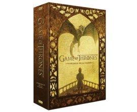 "Carrefour:  100 coffrets DVD de la série ""Game Of Thrones - Saison 5"" + 100 mugs à gagner"