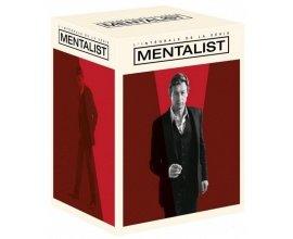 Amazon: L'intégrale de la série The Mentalist en DVD à 50,99€ au lieu de 90,30€