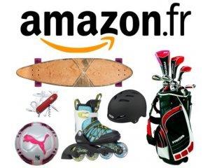 Amazon: Rando, cyclisme, foot, glisse : -20% sur des milliers d'articles de plein air