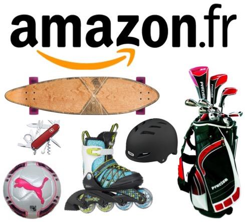 Code promo Amazon : Rando, cyclisme, foot, glisse : -20% sur des milliers d'articles de plein air