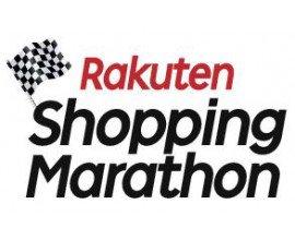 Rakuten-PriceMinister: Rakuten Shopping Marathon : promos + jusqu'à 20% de vos achats remboursés