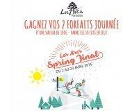 Snowleader: 2 forfaits journée aux Arcs pour le printemps du ski à gagner
