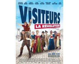 Cash Converters: Des places de cinéma à gagner pour voir Les Visiteurs 3