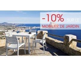 4 Pieds: -10% sur une sélection de mobiliers de jardin