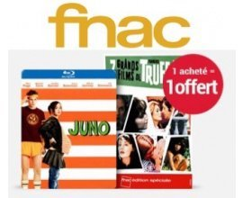 Fnac: HAPPY HOUR : 1 Blu-ray acheté = 1 offert