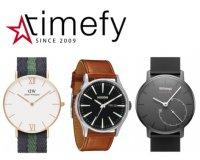 Timefy: 40% de réduction sur tout le site