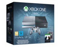 Micromania: Pack Xbox One 1 To édition limitée Halo 5 : Guardians à 199,99€