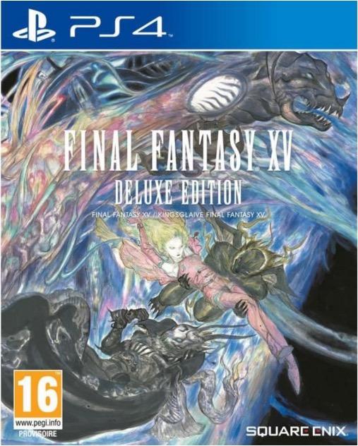 Code promo Cdiscount : [Précommande] Final Fantasy XV Deluxe Edition sur PS4 et Xbox One à 69,99€