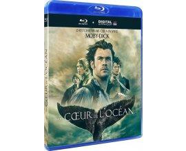 Carrefour: 75 DVD et 75 Blu-ray du film Au Coeur de l'Ocean à gagner
