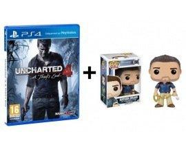 Fnac: 1 figurine de Nathan Drake offerte pour toute précommande du jeu Uncharted 4