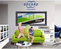 Oscaro: Commandez un produit VALEO et gagnez un cadeau SONY (TV 4K, PS4, Xperia Z5, ...)