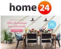 Home24: Jusqu'à -50% sur le mobilier de jardin