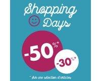 Chaussea: Shopping Days : jusqu'à -50% sur une sélection d'articles
