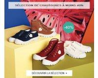 Aigle: -40% sur une sélection de chaussures pour femmes et hommes