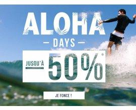 Oxbow: [Aloha Days] Jusqu'à -50% sur + de 1000 articles