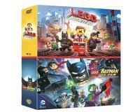 Fnac: Coffret DVD Coffret La Grande aventure LEGO + LEGO Batman à 5€ au lieu de 9,99€