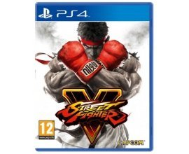 Base.com: Jeu Street Fighter V sur PS4 à 12,75€