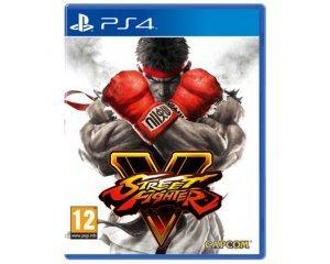 TopAchat: Jeu Street Fighter V sur PS4 à 9,90€