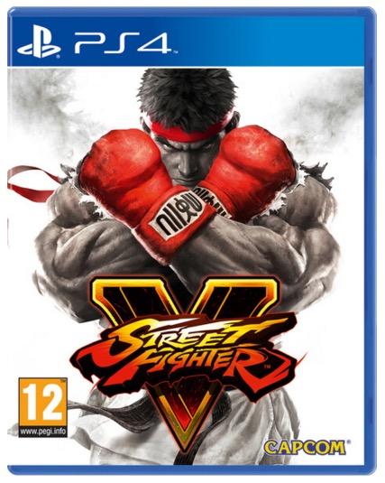 Code promo Base.com : Jeu Street Fighter V sur PS4 à 12,75€