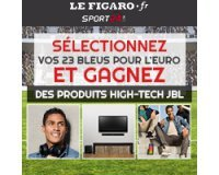 Le Figaro: Des casques sans fil, des home cinéma et des enceintes JBL à gagner