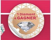 Nocibé: 1 parure de bijoux en diamants et 10 cartes cadeaux Nocibé de 100€ à gagner