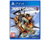Fnac: Jeu Just Cause 3 sur PS4 ou Xbox One à 39,99€