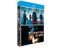 Amazon: Coffret Blu-ray Inception + Shutter Island en édition limitée à 6,99€