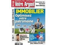 Kiosque FAE: Abonnement 11 numéros au magazine Mieux Vivre Votre Argent à 14€