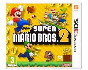 Amazon: 2 jeux 3DS achetés parmi une sélection = le jeu New Super Mario Bros. 2 offert