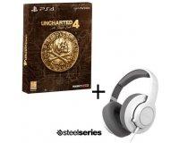 Cdiscount: Uncharted 4 : A Thief's End - Edition spéciale + Casque Steelseries à 79,99€