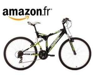 Amazon: Vélos KS Cycling : jusqu'à -30% de remise immédiate
