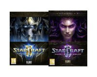 Amazon: Pack Starcraft 2 Legacy of the Void + Heart of the Swarm passe de 44,89€ à 29,90