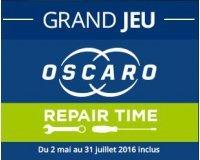 Oscaro: 1 voyage au Qatar pour assister à la FIA WTCC et 2 voyages en Corse à gagner