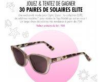 Closer: 30 paires de lunettes de soleil ELITE à gagner