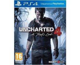 TopAchat: [Précommande] Uncharted 4 sur PS4 à 51,78€