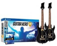 Micromania: Jeu Guitar Hero Live sur PS4 ou Xbox One + une 2ème guitare à 49,99€