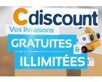 Cdiscount: Livraison gratuite dès le lendemain et à volonté pour 19€/an