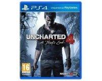 Base.com: Jeu PS4 Uncharted 4 : a Thief's End à 34,99€