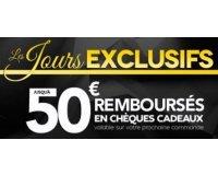 Motoblouz: Jusqu'à 50€ remboursés sur votre prochaine commande d'équipement