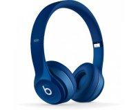 Bax-shop: Restez en musique avec le casque Beats By Dre Solo v2 Blue à 122€ au lieu de 199