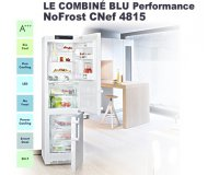 Liebherr: 1 réfrigérateur combiné Liebherr CNef 4815 Blu Performance No Frost à gagner