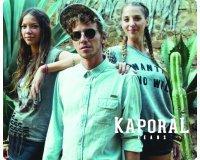 3 Suisses: -30% de réduction sur une sélection d'articles Kaporal